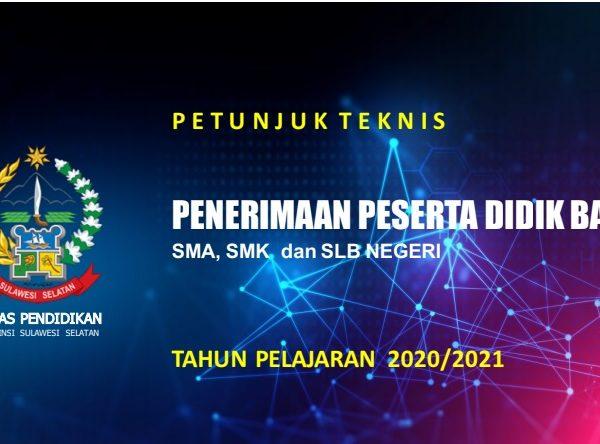 Petunjuk Teknis PPDB